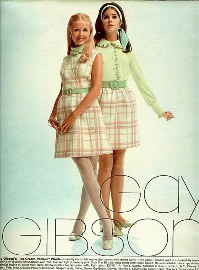 Fashion Style 1960s