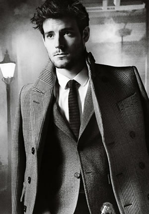 BURBERRY CAMPAIGN A/W 2012