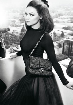 MISS DIOR CAMPAIGN 2012 FW