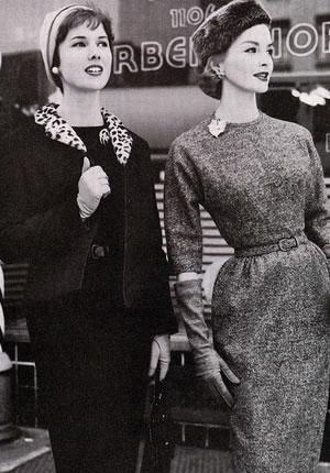 1950-1956 40 Classics Fashion Photos