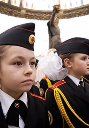 Girl Soldiers-Sergey Kozmin